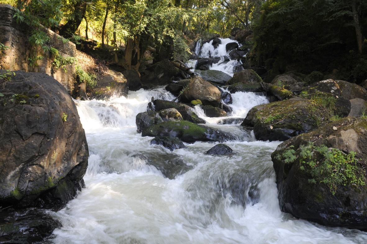 Cascada Rio del Molino