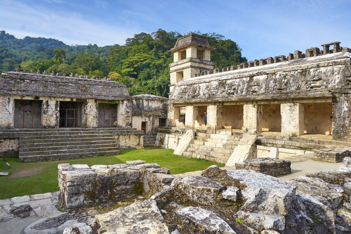Palenque - Zona Arqueologica 2