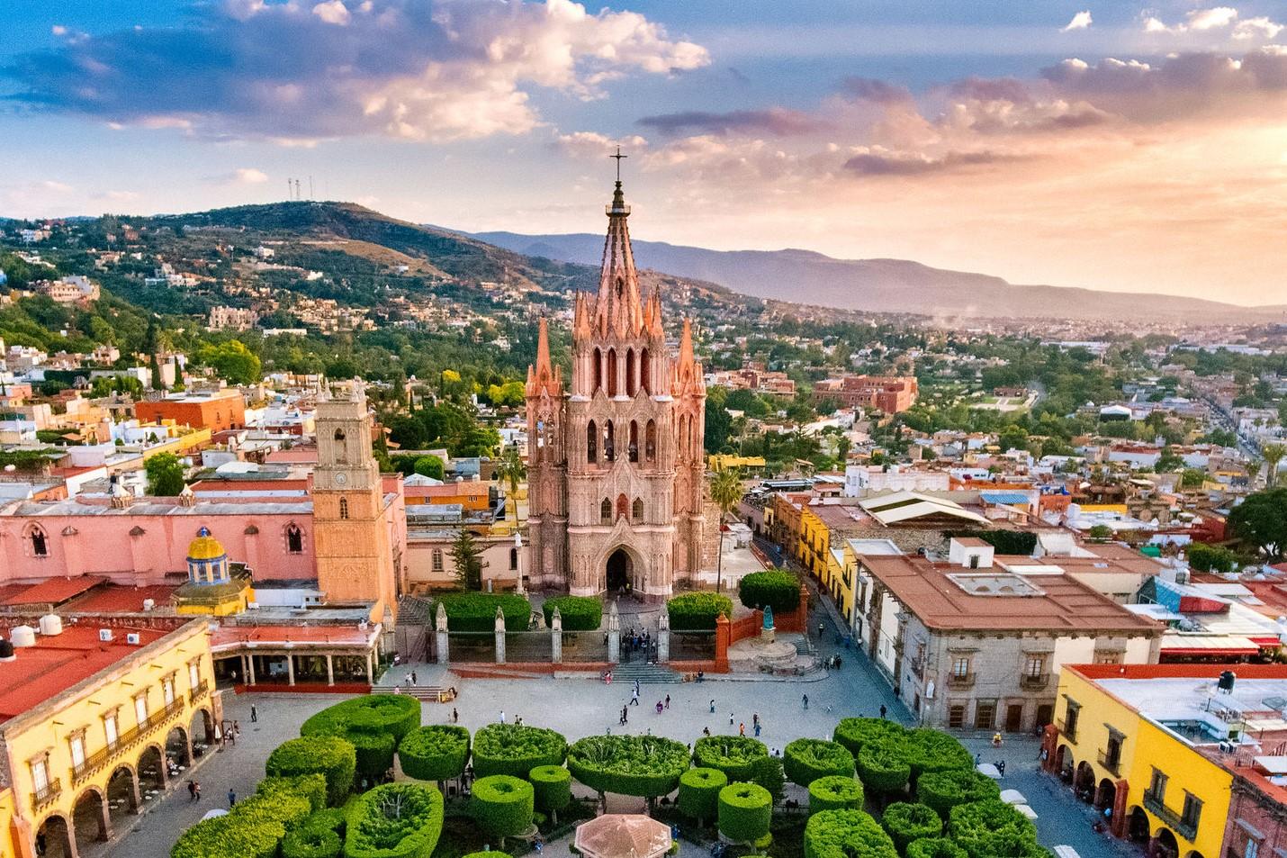 San Miguel de Allende - Parroquia