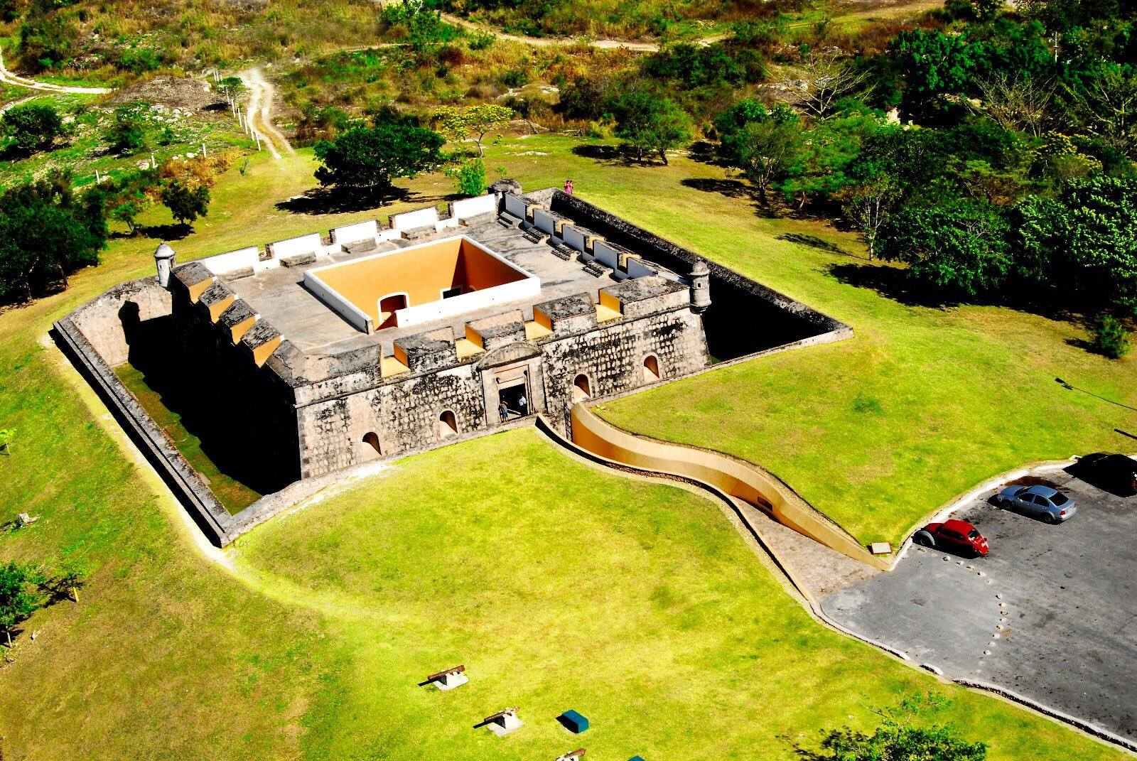 Campeche - Fuerte de San Miguel 2