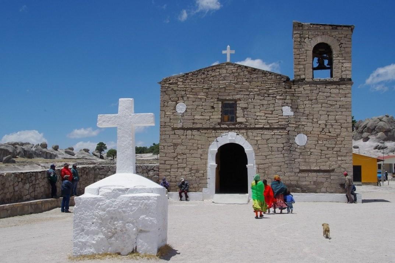 D08 Creel - Mision de San Ignacio