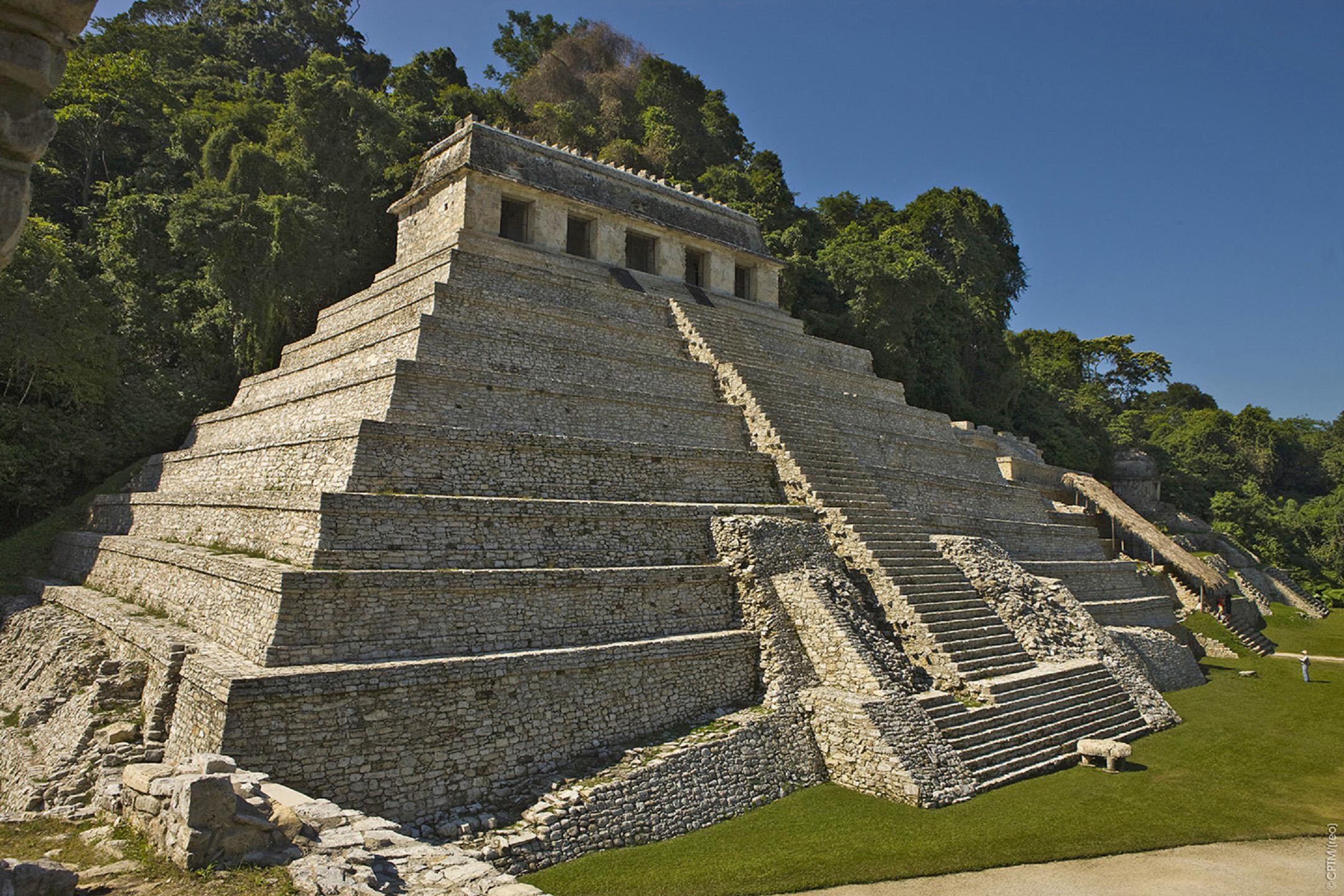 Palenque - Zona Arqueologica 5
