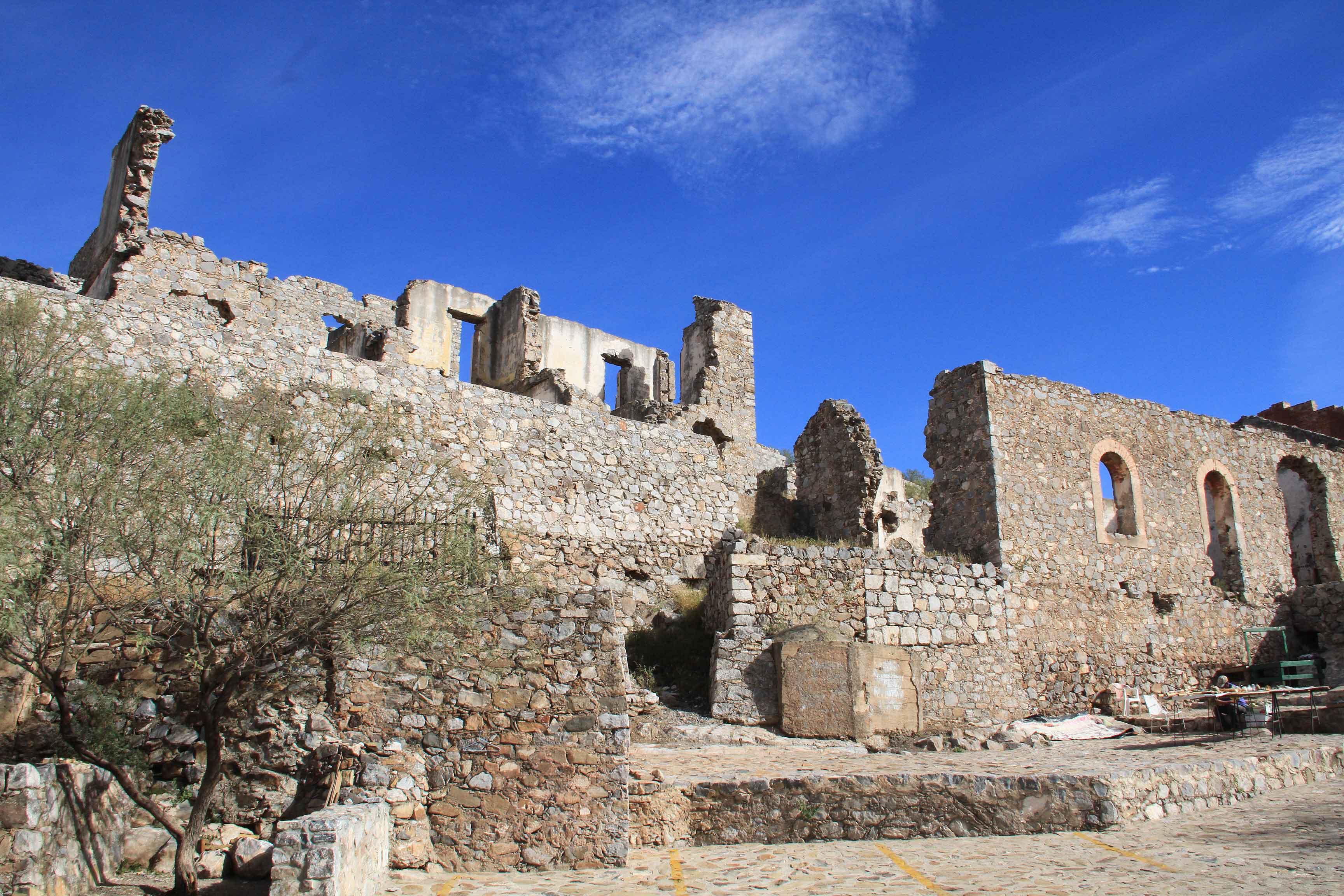 D03 Mapimi - Pueblo Fantasma de Ojuela