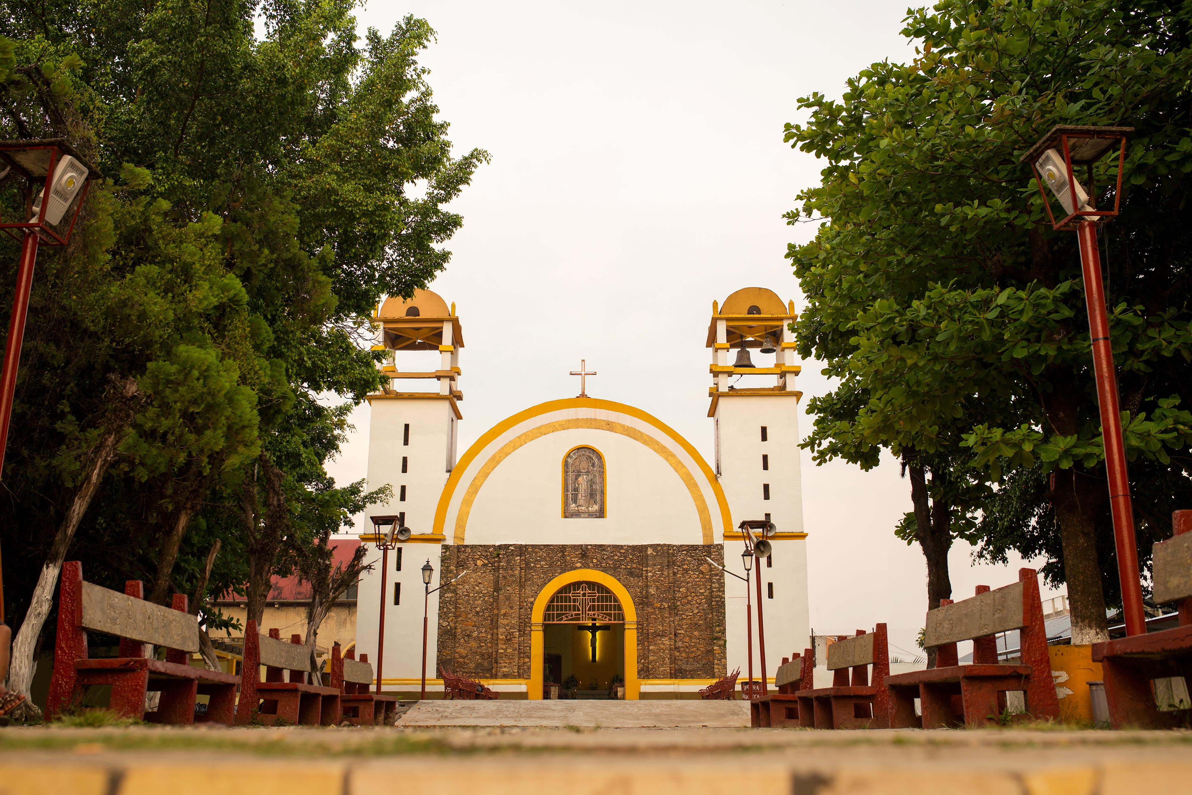 Palenque - Santo Domingo