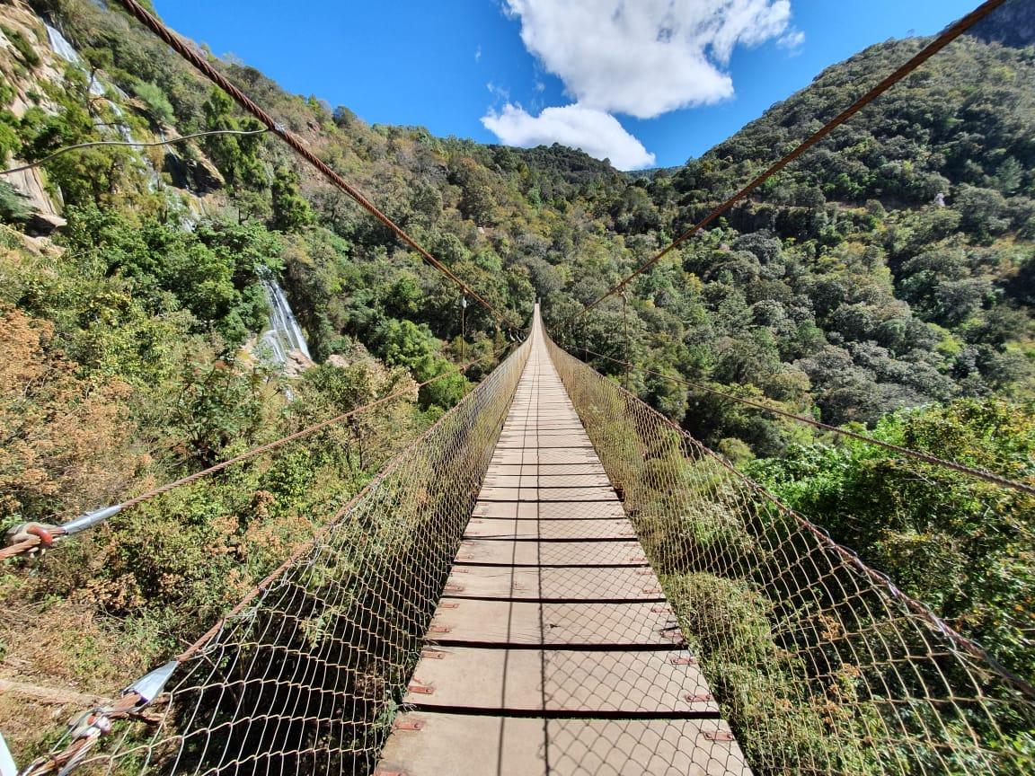 Cascadas de Santiago Yosondúa