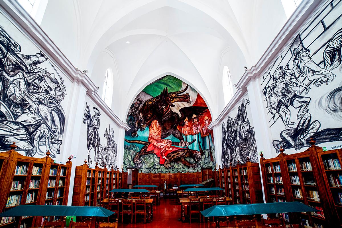 Jiquilpan - Biblioteca