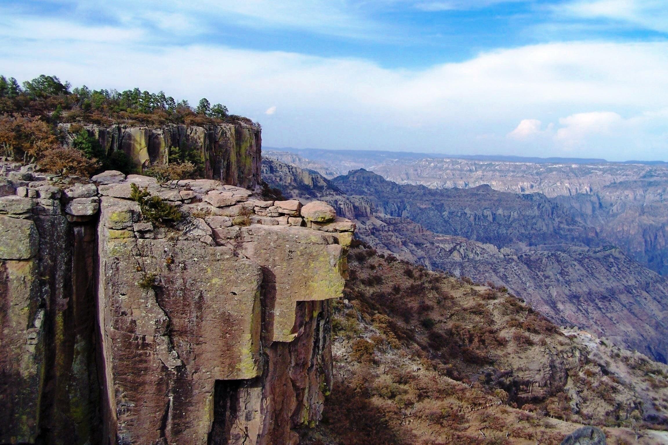 D10 Parque Aventura - Piedra Volada