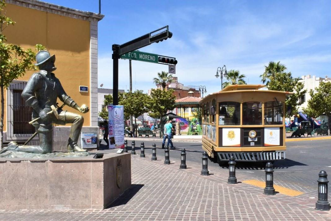 D04 Hidalgo del Parral - Tranvilla