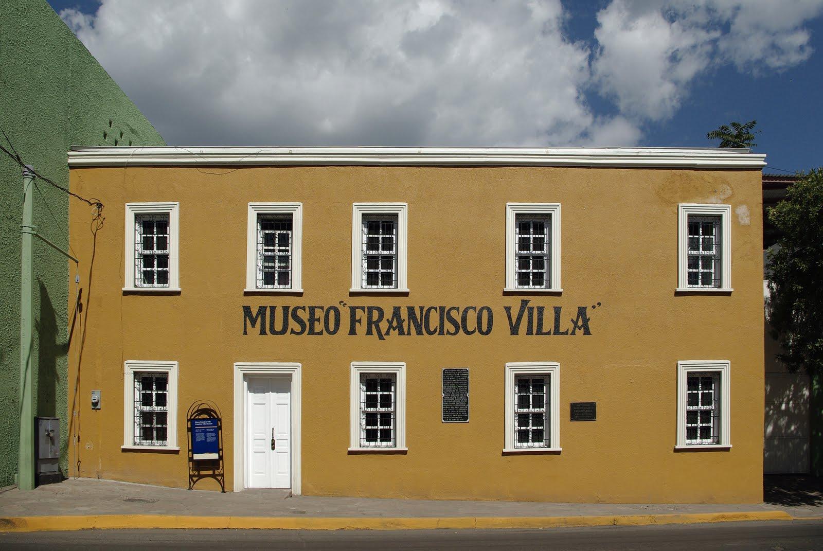 D04 Hidalgo del Parral - Museo Francisco