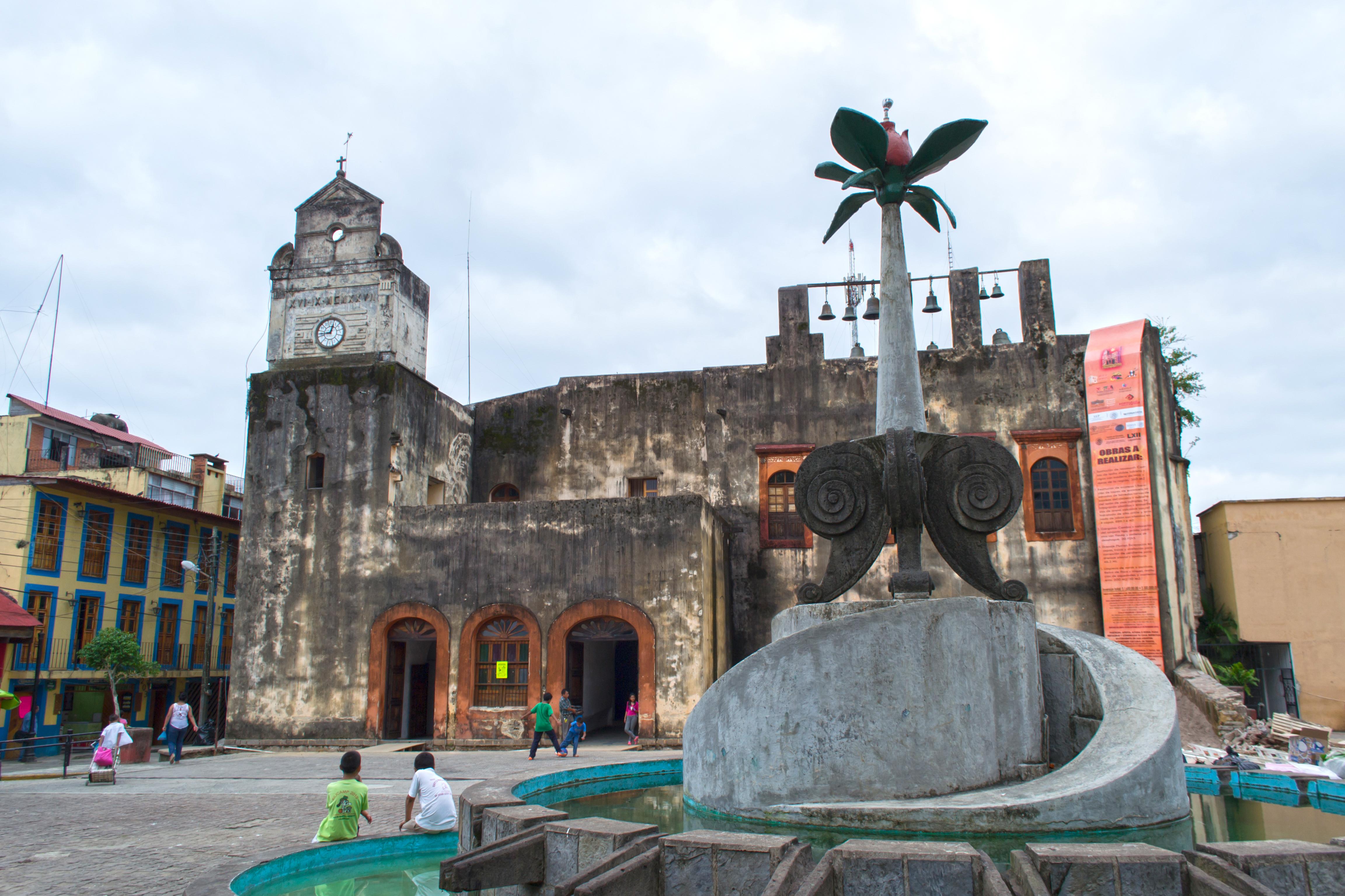 Xilitla 'Pueblo Mágico'