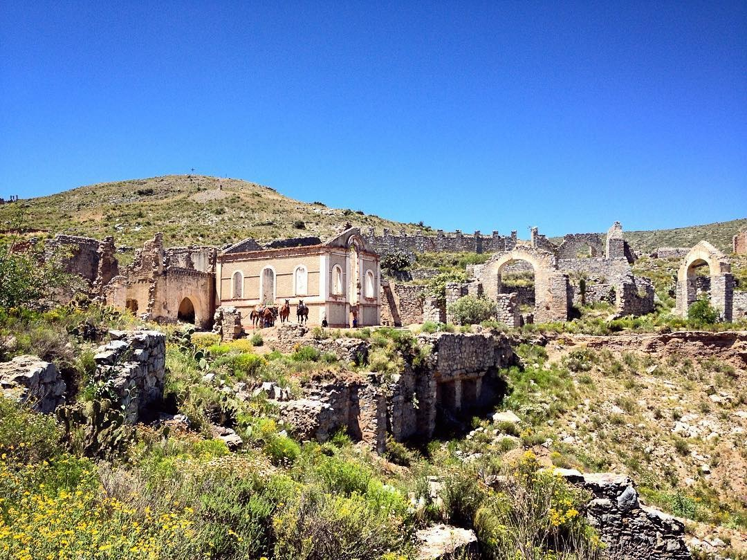 18 Real de Catorce - Pueblo Fantasma