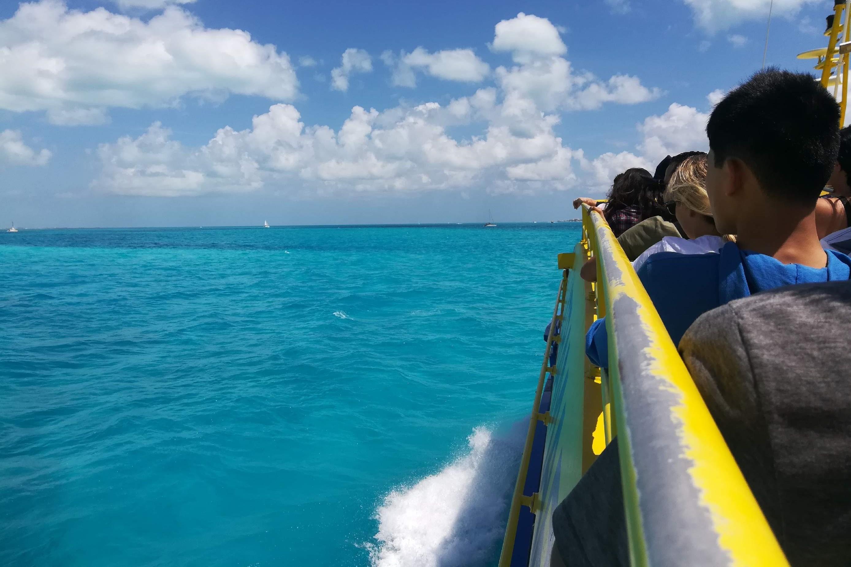 Isla Mujeres - Ferry