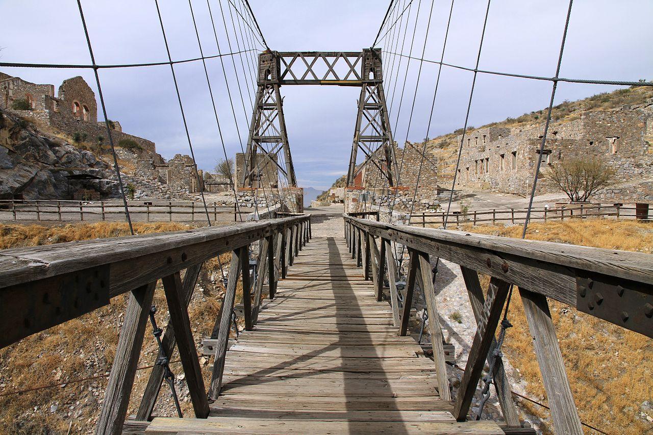 D03 Mapimi - Puente de Ojuela