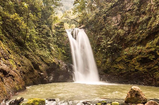 Cascada de la Trinidad