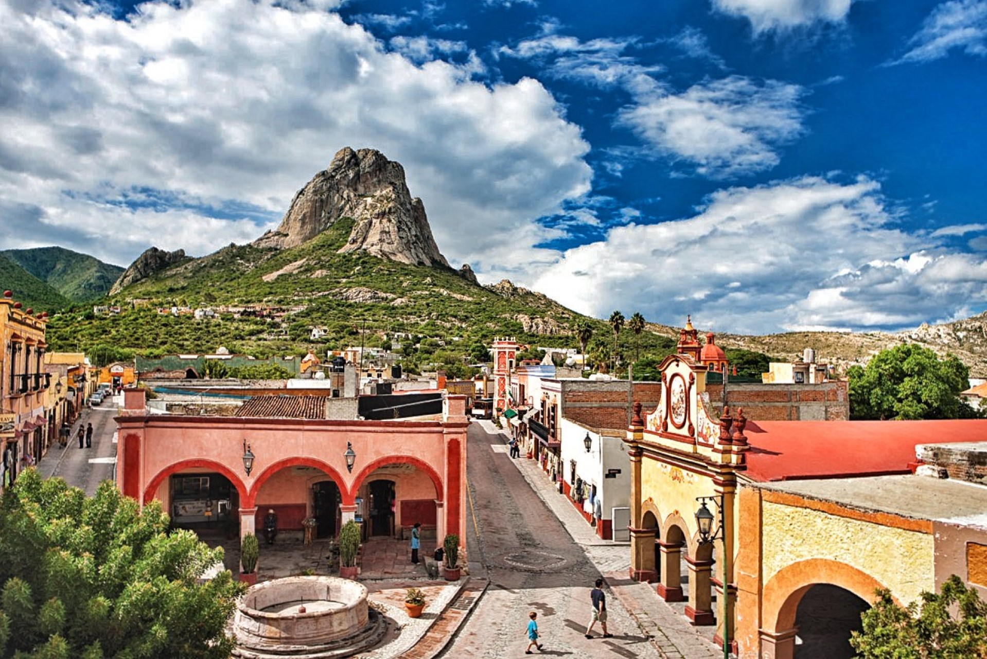 Bernal Pueblo Mágico