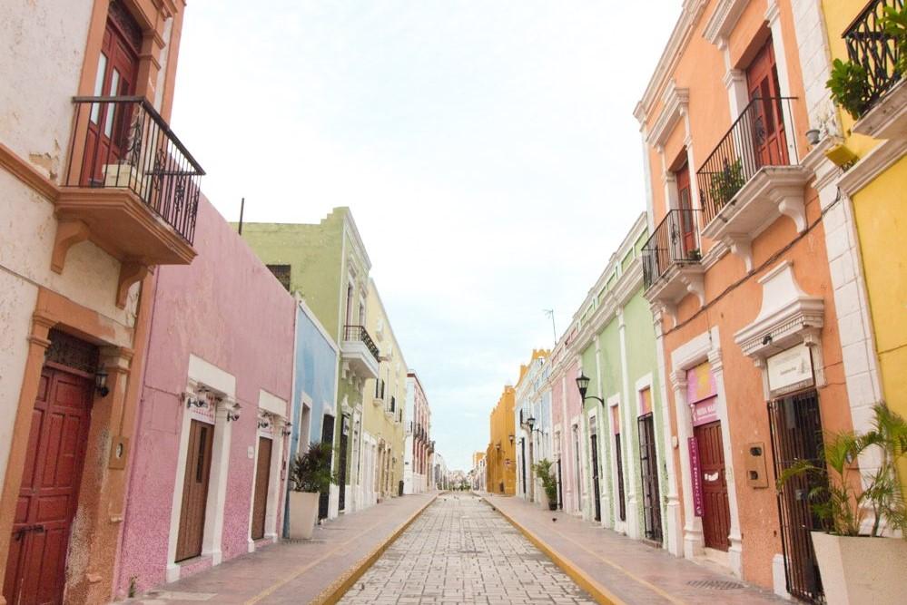 Campeche - Calles