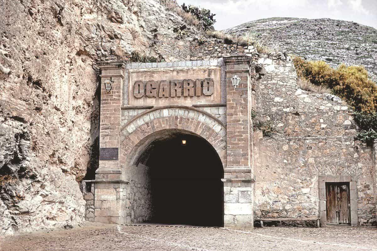 Real de Catorce - Tunel Ogarrio