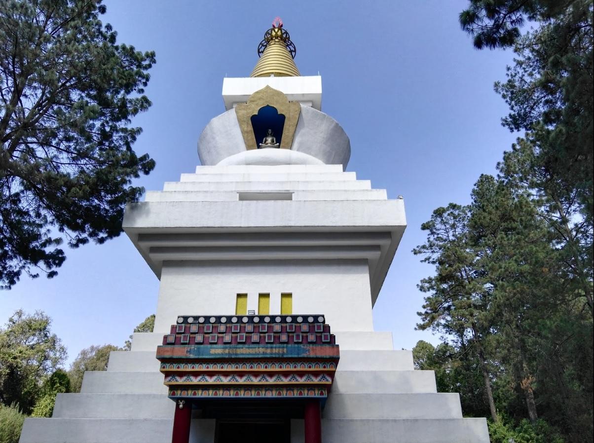 Stupa 3