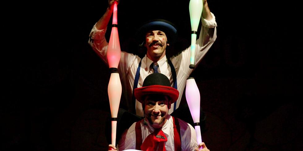 Grupo Irmãos Becker (espetáculo: Circo Malabarístico)