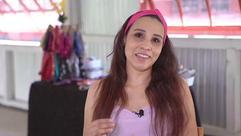 Vanessa (Artes Glinda Store) - artesão expositora