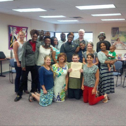 Core Competencies Training for YOUTH AND YOUTH ADVOCATE Community Health Workers