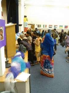 Family Night at International School 45