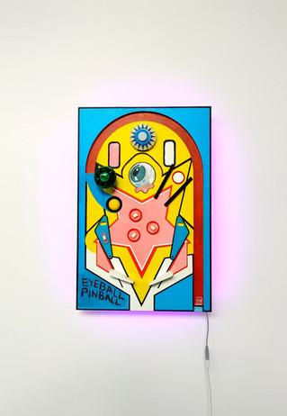 Eyeball Pinball (Star Machine) 2020