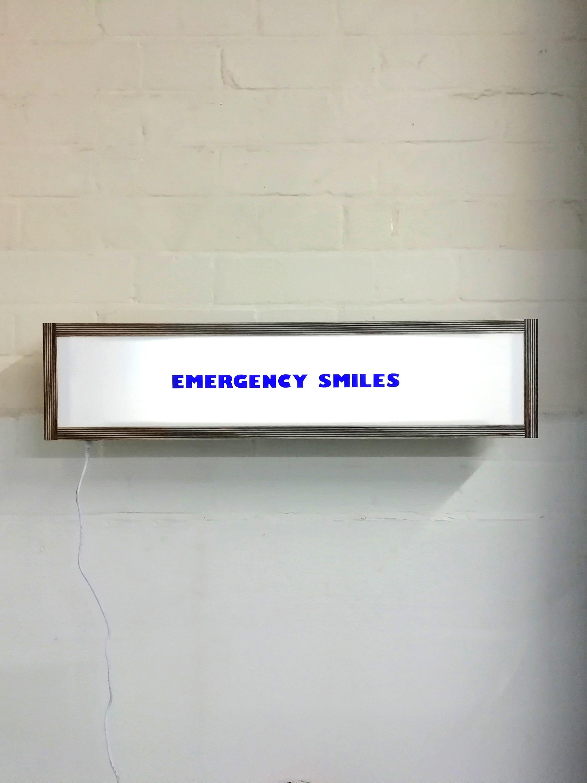 Emergency Smiles Blue. 2019