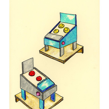 Unplayable Pinball Machines