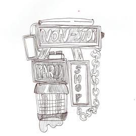 Non Stop Party Shop, Version 1