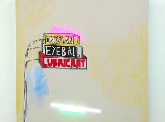 Ant Hamlyn. Instant Eyeball Lubricant. 2