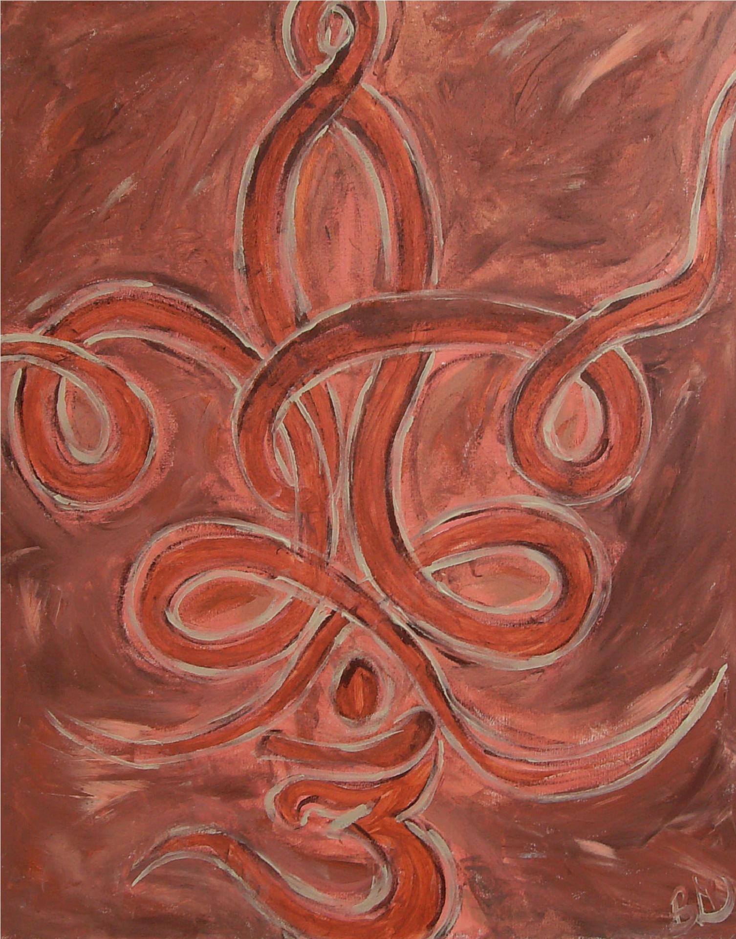Fleur de Om