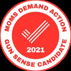 Moms Demand Action Gun Sense Candidate distinction