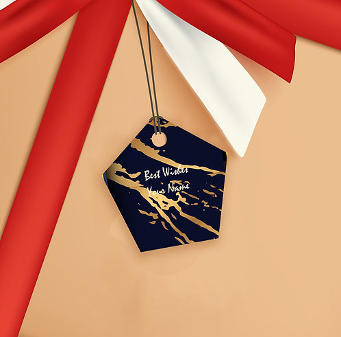 Gift Tags (Pack of 20 / 60)  (GT sh 19)