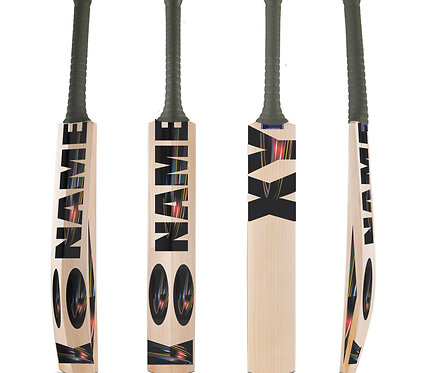 Customized Cricket Bat Stickers Personalized with Name/Text (CricBatStic  08)