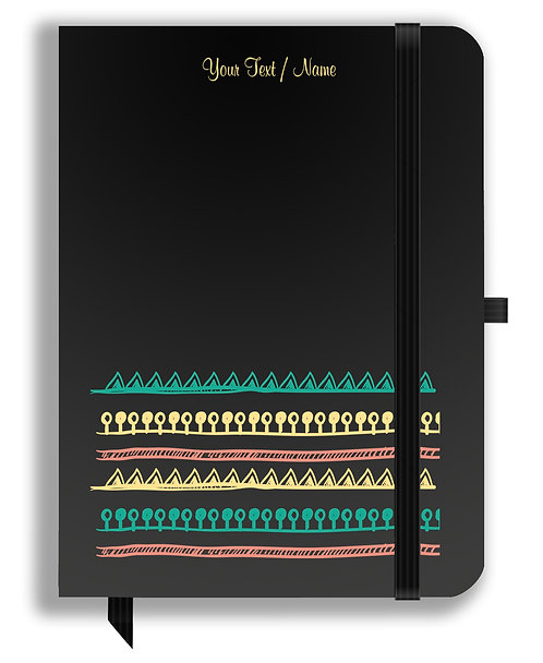 Personalized Leather NoteBook / Diary (NBLTHR 002)