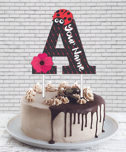 Cake Topper (CT 02)