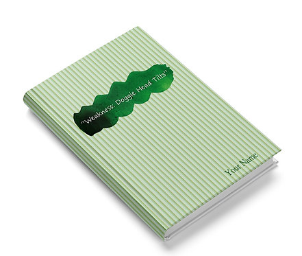 Personalized Notebook (NBHB 002)