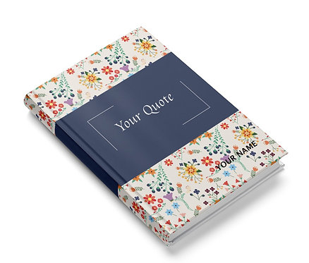 Personalized Notebooks (NBHB 008)