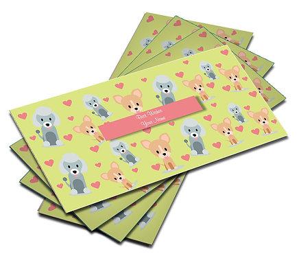 Shagun Envelopes For Kids  (Pack of 10)