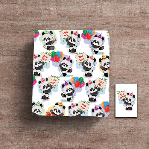 Wrapping Paper 002 (Pack of 5)