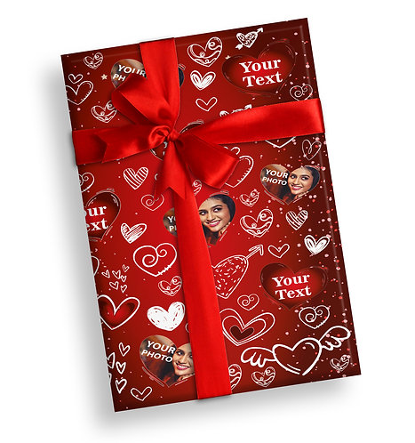 Customized Wrapping Papers (026)
