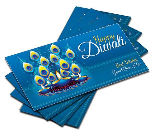 Customized DIWALI Shagun Envelopes