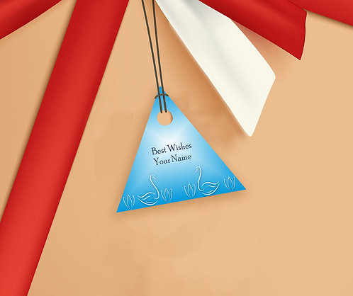 Gift Tags (Pack of 20 / 60)  (GT sh 24)