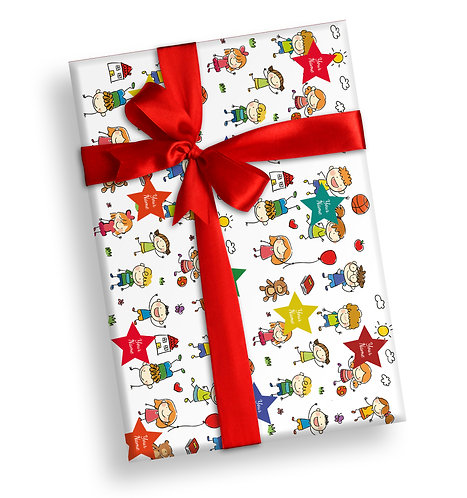 Customized Wrapping Papers (012)