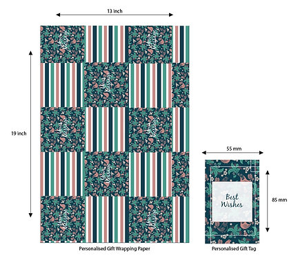 Wrapping Paper 025 (Pack of 5)