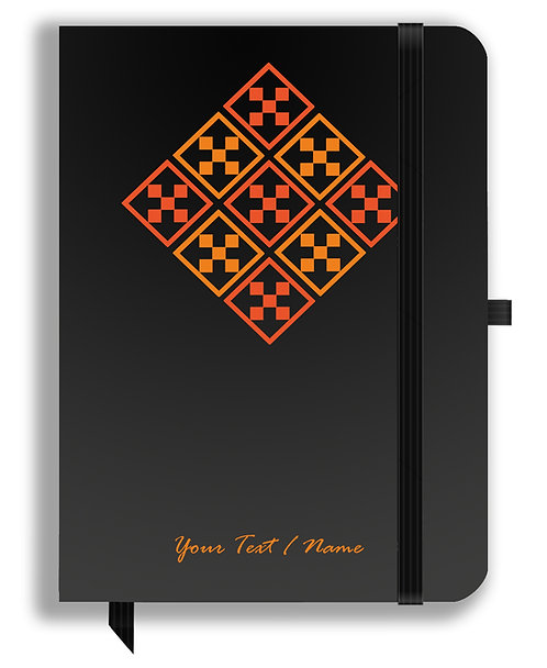 Personalized Leather NoteBook / Diary (NBLTHR 018)