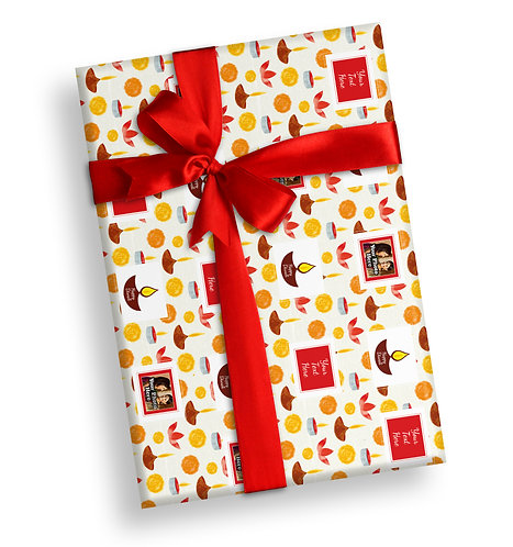 Customized Wrapping Papers (032)