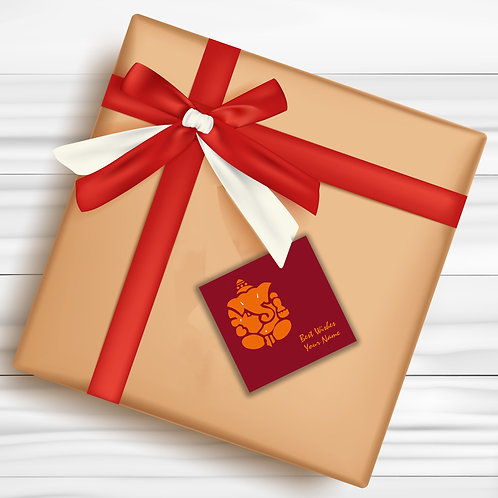 Gift Tags (Pack of 30 / 60)  (GT 07)