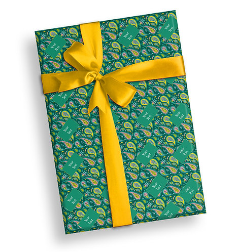 Customized Wrapping Papers (006)